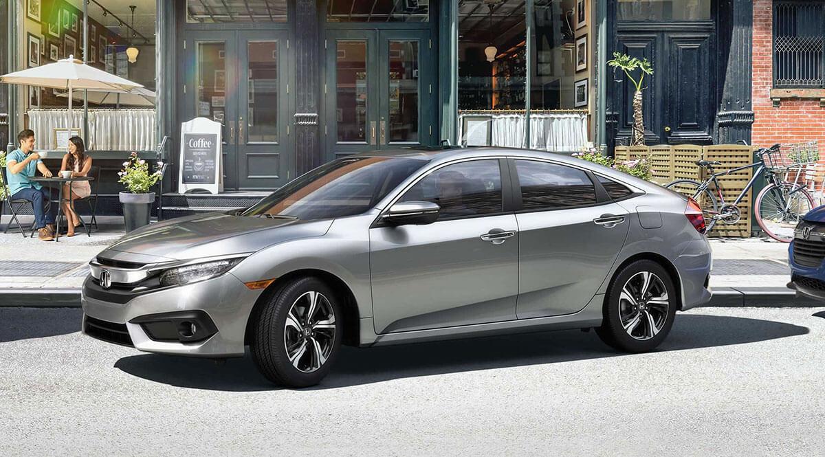 2017 honda civic western washington honda dealers for Honda dealers in washington state
