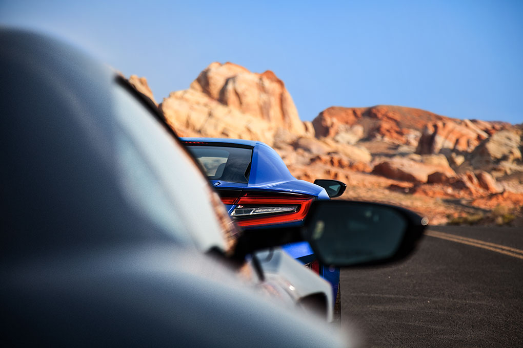 2017 Acura NSX 3