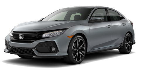 2018 Honda Civic Hatchback EX-L