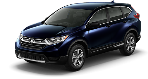 2018 Honda CR-V LX 2WD CVT