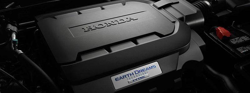 2017 Accord engine