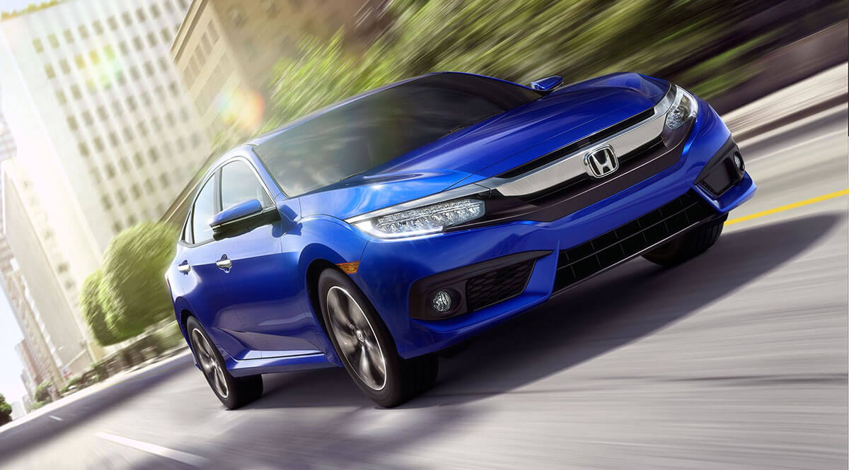 2018 Honda Civic Rocky Mountain Honda Dealers